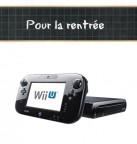 Concours gratuit : Spécial pour la rentrée, Une Nintendo Wii U