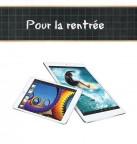Concours gratuit : Spécial pour la rentrée, Un iPad mini