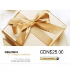 Concours gratuit : Gagnez une carte-cadeau Amazon de 25$