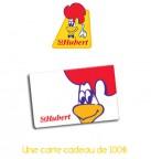 Concours gratuit : Spécial : Une carte cadeau d'une valeur de $100 chez Saint-Hubert