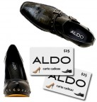 Concours gratuit : Gagnez une carte-cadeau de 25$ chez Aldo