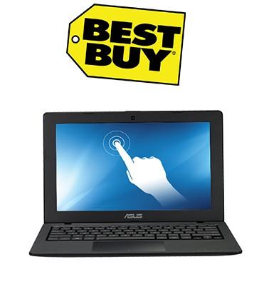 concours gratuit sp cial best buy un ordinateur portable cran tactile de 11 6 d asus. Black Bedroom Furniture Sets. Home Design Ideas