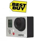 Concours gratuit : Spécial Best Buy : Une caméra GoPro Hero3 - White Edition