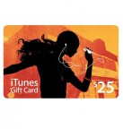 Concours gratuit : Gagnez une carte-cadeau iTunes de 25$