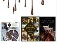 Concours gratuit : SPÉCIAL CHOCOLAT : Une collection de livres de recettes sur le chocolat