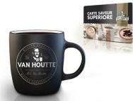 Concours gratuit : Spéciale Café : Une carte-cadeau de 15$ Van Houtte