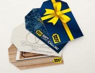 Concours gratuit : Spécial : Une carte cadeau d'une valeur de $50 chez Best Buy
