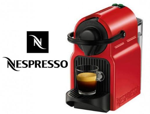 Concours gratuit : Spéciale Café : Une machine à café Inissia de Nespresso