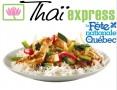Concours gratuit : SPÉCIAL FÊTE DU QUÉBEC: Une Carte-cadeau Thaï Express de 20$