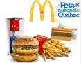 Concours gratuit : SPÉCIAL FÊTE DU QUÉBEC: Une Carte-cadeau McDonald's de 20$