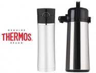 Concours gratuit : Spéciale Café : Un Ensemble carafe et bouteille de Thermos