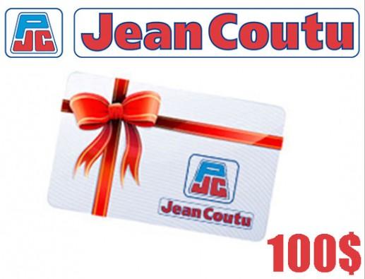 Concours gratuit : SPÉCIAL ÉPICERIE : Une Carte-cadeau Jean Coutu de 100$
