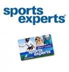 Concours gratuit : Gagnez une carte-cadeau Sports Experts de $25