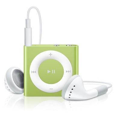 Concours gratuit : Gagnez un iPod shuffle