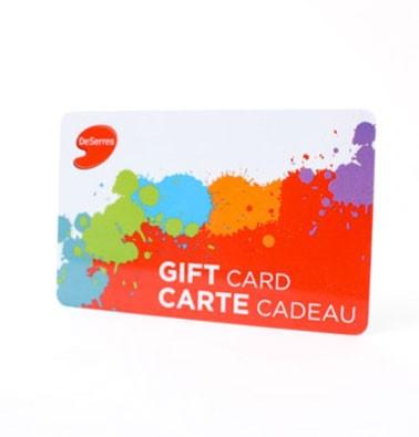 Concours gratuit : Gagnez une carte-cadeau DeSerres de $20