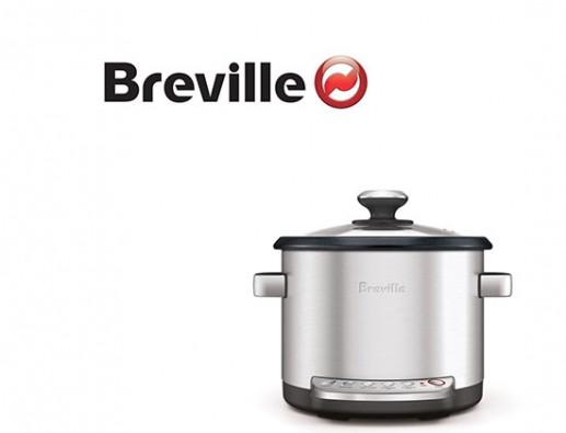 Concours gratuit : Spécial Petits Électroménagers : Le Risotto Plus, Multi Cooker Breville !