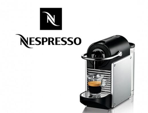 Concours gratuit : Spécial Petits Électroménagers : Une Machine à Café Nespresso Pixie !