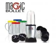 Concours gratuit : Spécial Petits Électroménagers : Un Mélangeur Magic Bullet de 17 pièces !