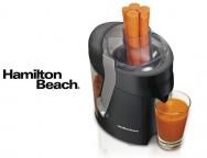 Concours gratuit : Spécial Petits Électroménagers : Un extracteur à jus de fruits Hamilton Beach !