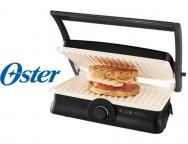 Concours gratuit : Spécial Petits Électroménagers : Un Presse à paninis et gril de Oster