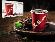 Concours gratuit : Spéciale Café : Une carte-cadeau de 10$ Tim Hortons