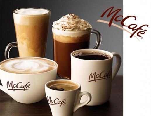 Concours gratuit : Spéciale Café : Une carte-cadeau de 20$ McCafé
