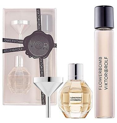Concours gratuit : Un coffret parfum Viktor & Rolf pour Elle