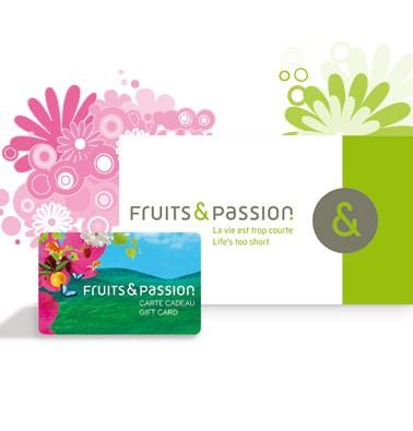 Concours gratuit : Gagnez une carte-cadeau Fruits & Passion de 20$