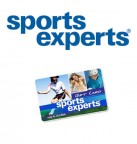 Concours gratuit : Gagnez une carte-cadeau Sports Experts de $20