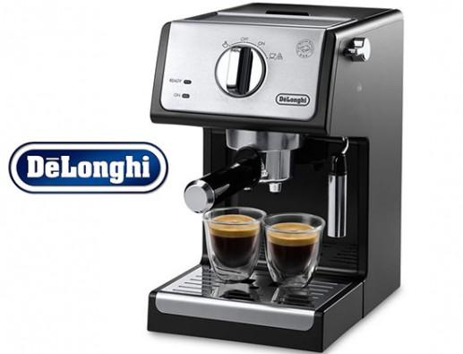 Concours gratuit : Spéciale Café : Une Machine à café Espresso de Delonghi