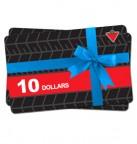 Concours gratuit : Gagnez une carte-cadeau de 10$ Canadian Tire