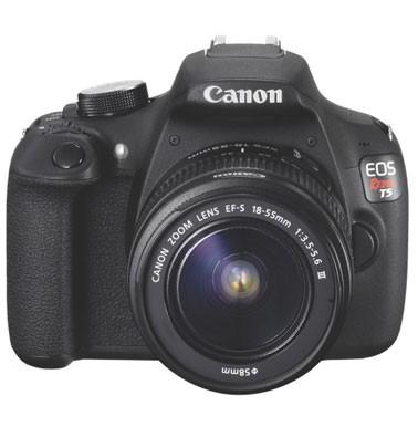 Concours gratuit : Gagnez un appareil photo reflex numérique