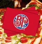 Concours gratuit : Gagnez une carte cadeau de 10$ chez Boston Pizza