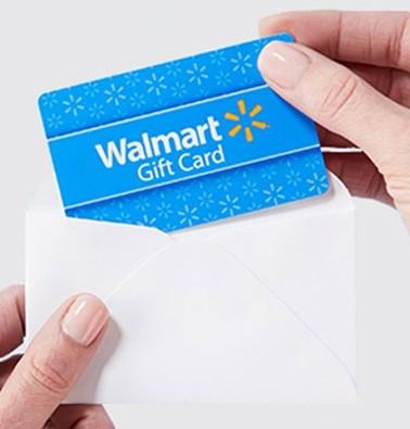 Concours gratuit : Une Carte-cadeau Walmart de 10$