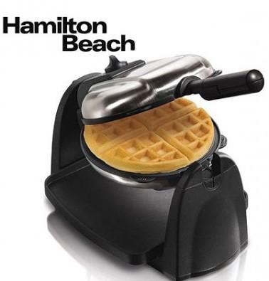Concours gratuit : Un gaufrier Hamilton Beach