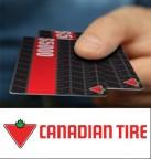 Concours gratuit : Une carte-cadeau de 25$ Canadian Tire