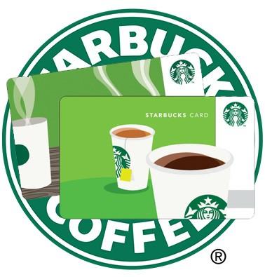 Concours gratuit : Une carte cadeau Starbucks de 25$