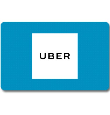 Concours gratuit : Une Carte-cadeau Uber de 15$