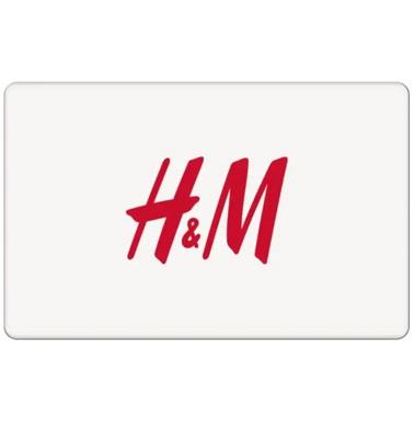 Concours gratuit : Une carte-cadeau H&M de 25$