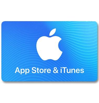 Concours gratuit : Une Carte-cadeau App Store & iTunes de 10$