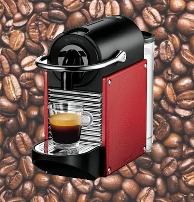 Concours gratuit : Une machine à café Nespresso Pixie