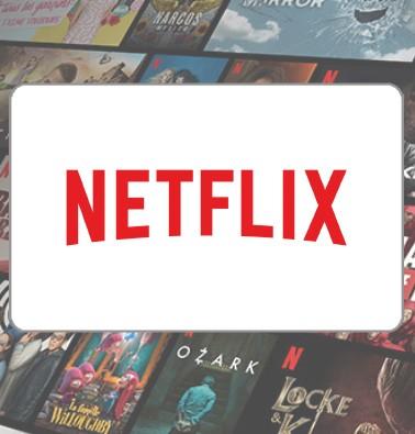 Concours gratuit : Une carte cadeau Netflix de 25$