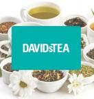 Concours gratuit : Une carte-cadeau de 10$ Les Thés DAVIDsTEA